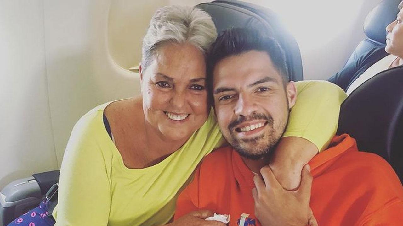César, el hijo de Lupita D'Alessio, denunció en un video que el exgobernador del Edomex, Arturo Montiel lo golpeó y amenazó de muerte