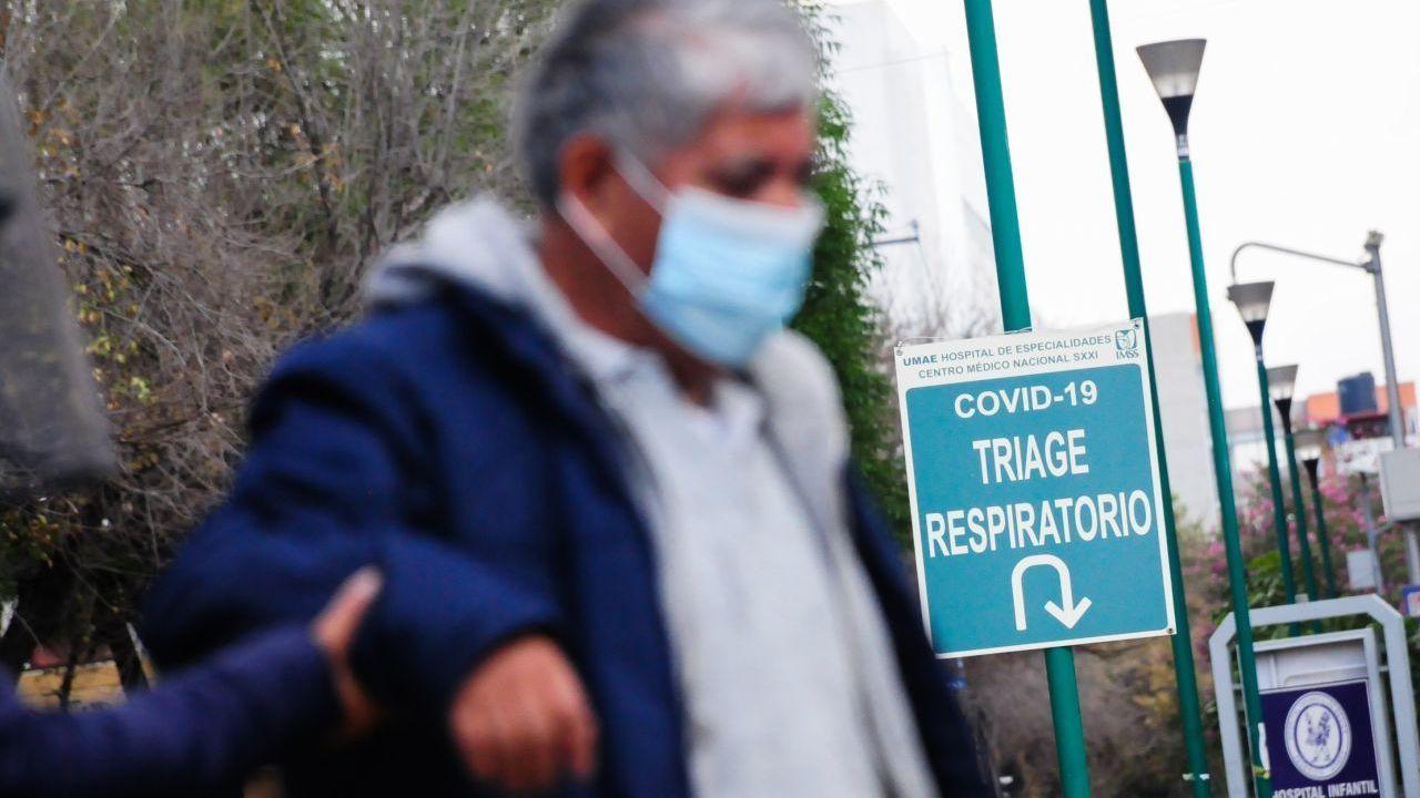 33 hospitalizaciones peor escenario COVID-19
