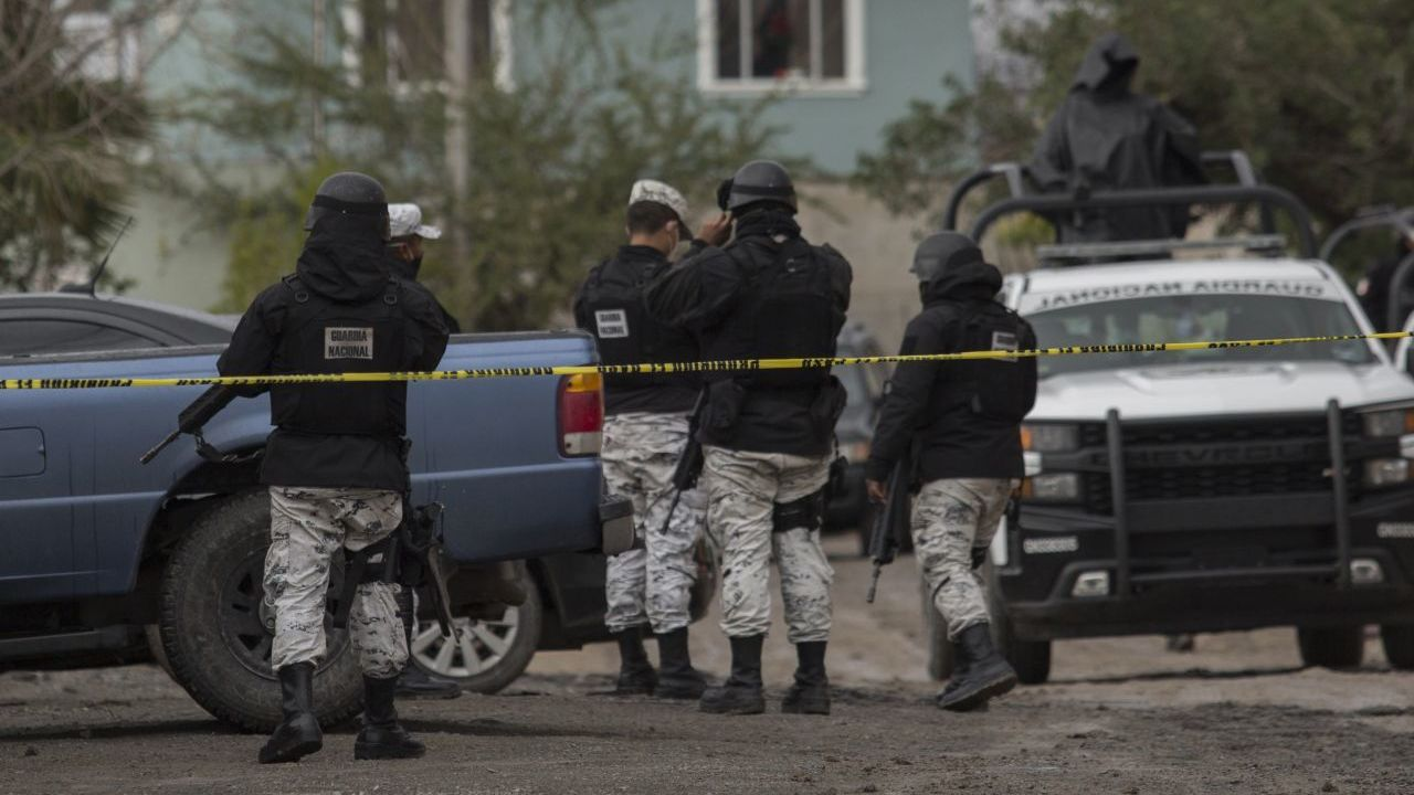 80% asesinatos narco