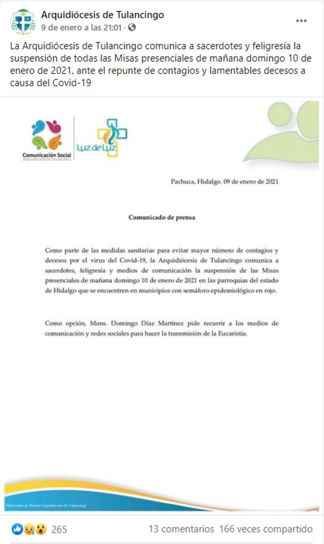 Arquidiócesis de Tulancingo