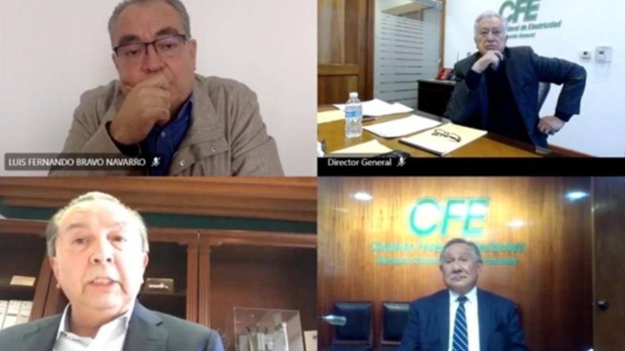 CFE admite oficio presentó incendio provocó apagón es falso