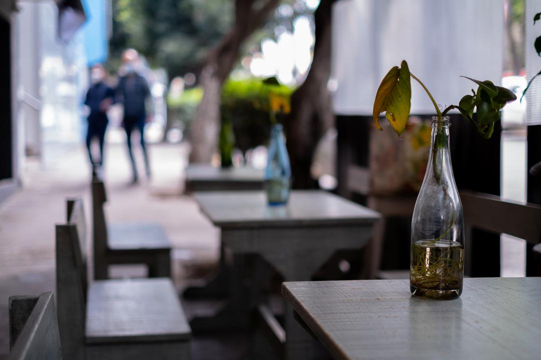 Batalla por sobrevivir restaurantes