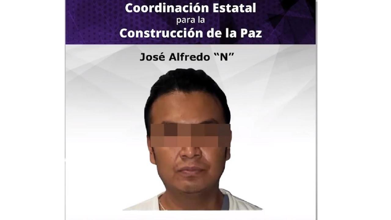 26 años cárcel sujeto feminicidio niña 6 años Morelos