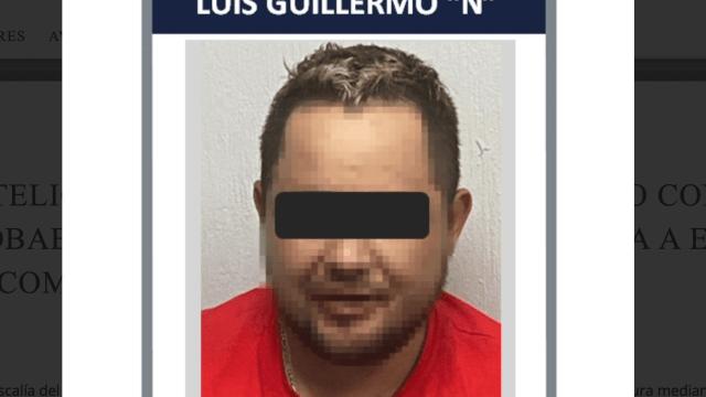 Detienen asaltante gays Guadalajara