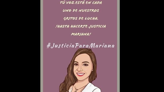 Exigen justicia para Mariana muerta denunciar abuso sexual