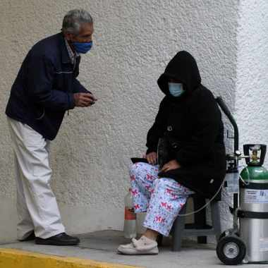 Ladrones paciente COVID-19