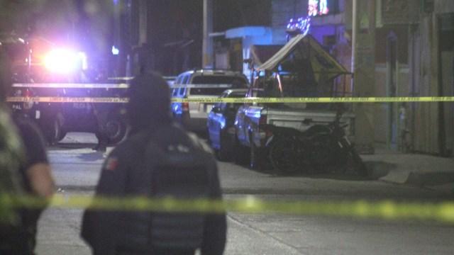 Matan tres adultos y un bebé Celaya Guanajuato
