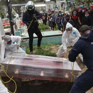 MMéxico peor país pandemia