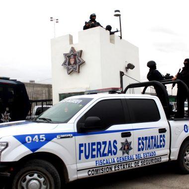 Policías levantan jóvenes Chihuahua