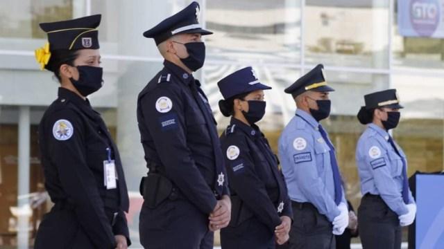 Protestan detención jóvenes por no usar cubrebocas León