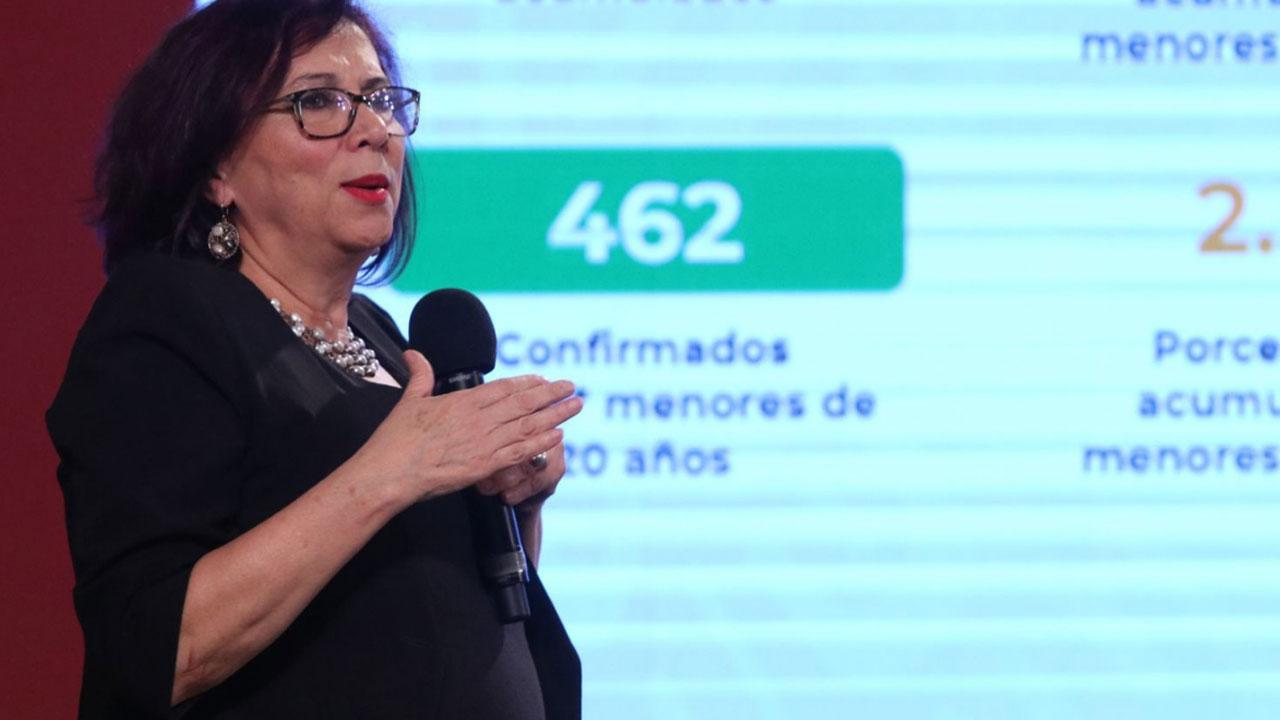 Salud confirmó la renuncia de Miriam Veras, titular del plan de vacunación contra COVID-19 a un mes del inicio de la jornada