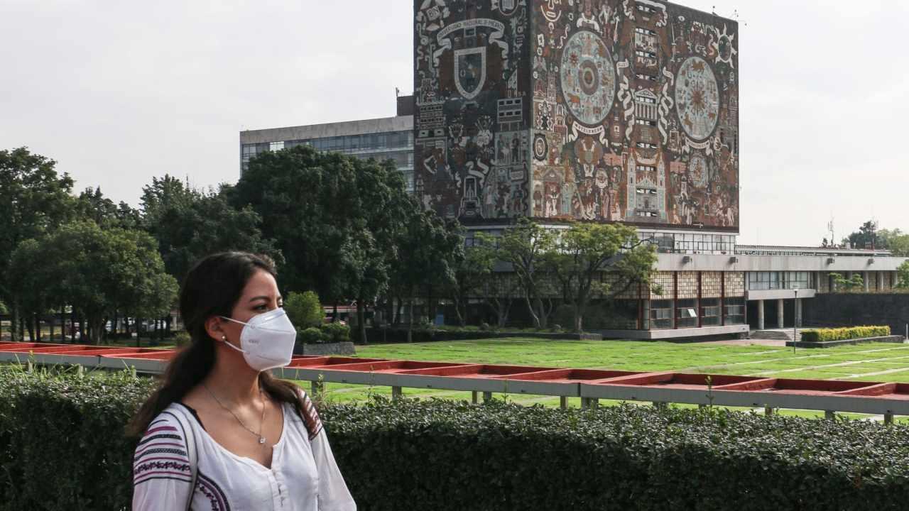 UNAM congeladores vacuna COVID-19