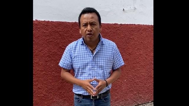 Alcalde Frontera Comala Chiapas no fue amarrado a un árbol por pobladores