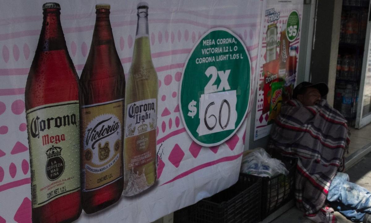 Diputado propone prohibir la venta de alcohol cerca de las escuelas
