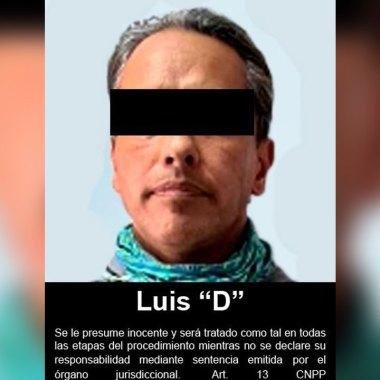 Luis Antonio Dorantes Macías era el jefe de la estación de Policía Federal de Iguala la noche de la desaparición de los 43 normalistas