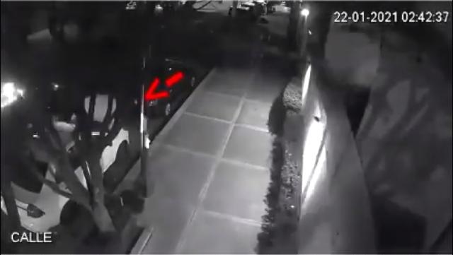 Captura video robo policías CDMX