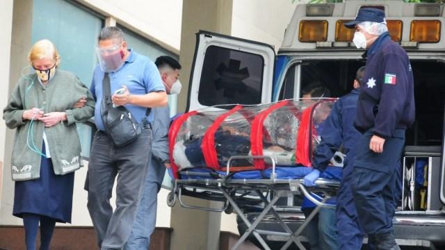 Último momento: Cepa británica del coronavirus llega a México