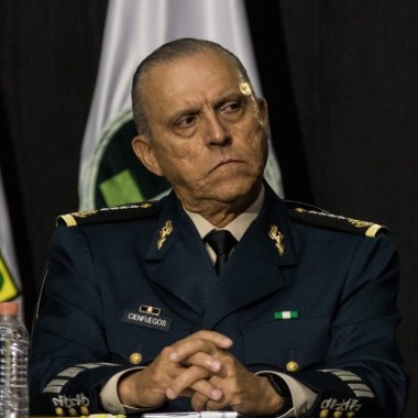 Cienfuegos es asesor del actual titular de la Sedena