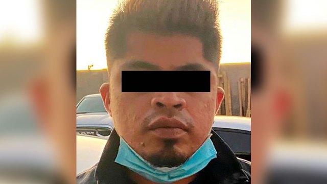 Luis Alfredo 'N', un padre que presuntamente asesinó a sus hijos en Hidalgo, fue detenido en Sonora por las autoridades