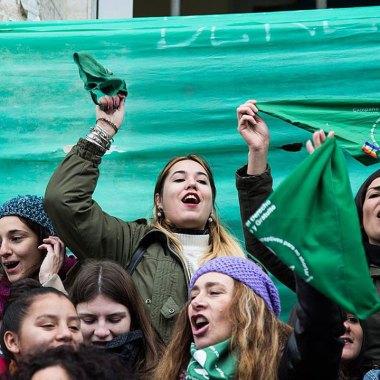 Alberto Fernández, el presidente de Argentina, promulgará la ley del aborto legal en un acto en el Museo del Bicentenario, en Buenos Aires