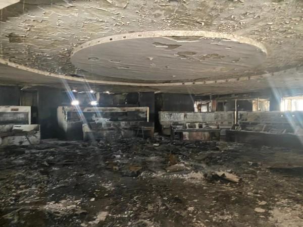 incendio centro de control metro