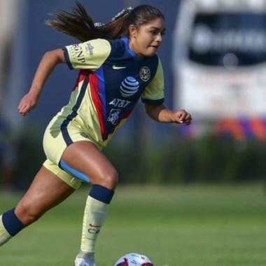 Amenazan de muerte a la futbolista Jana Gutiérrez en Mazatlán