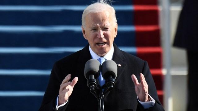 Toma de protesta de Joe Biden como presidente de Estados Unidos
