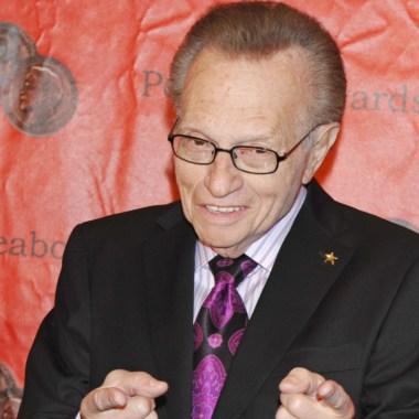 El famoso periodista Larry King muere a los 87 años