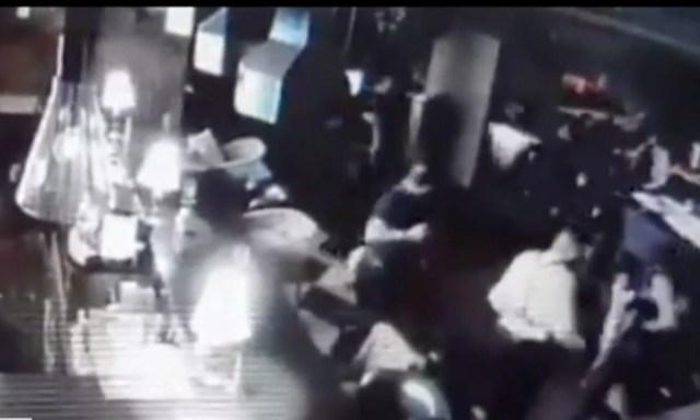 En videos se muestra cómo se alteró la escena del crimen de Aristóteles Sandoval