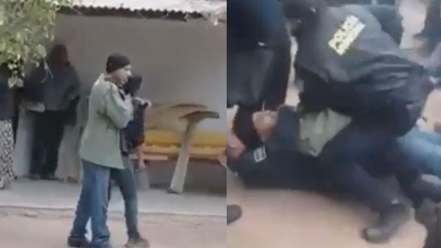 En Sonora, dieron 6 años de cárcel a Mario 'N', quien retuvo a una mujer con una pistola de juguete tras una discusión familiar