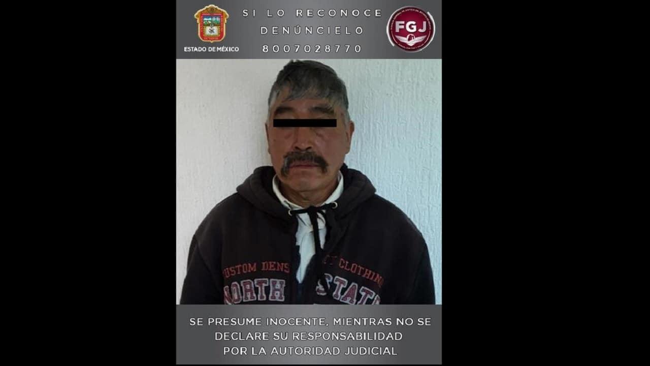 Álvaro abusó nieta de su pareja vinculan proceso Edomex