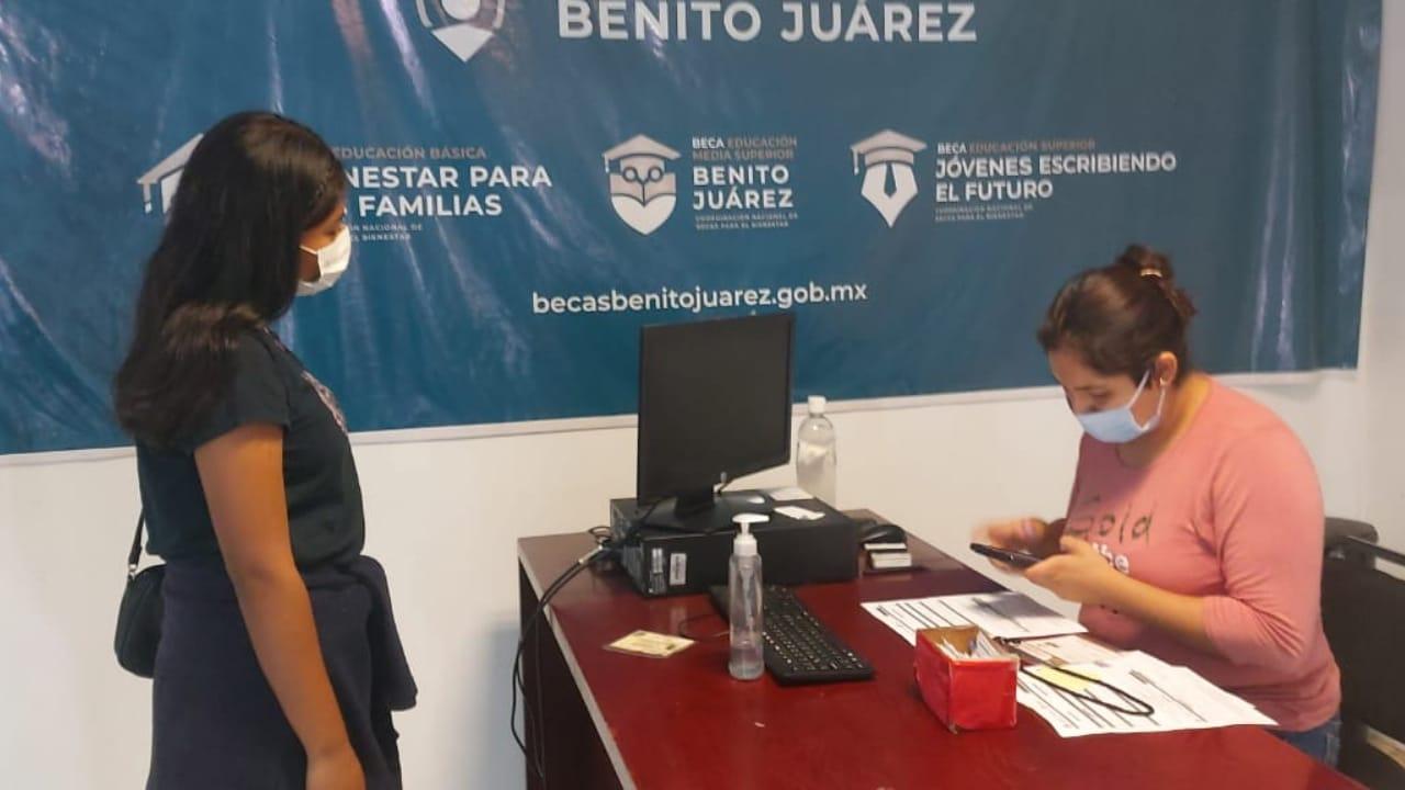 Becas Benito Juárez 2021 fechas de pago