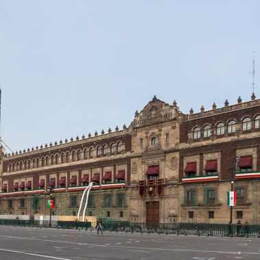 Gobernador de Palacio Nacional