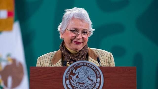 Sanchéz Cordero asegura que los partidos políticos deben eliminar la violencia de género