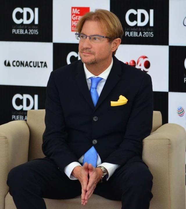 Martha Cristiana denunció a Andrés Roemer
