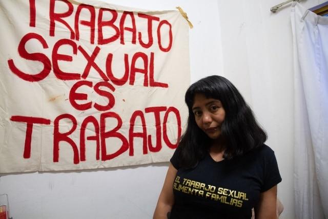 Trabajadoras sexuales CDMX