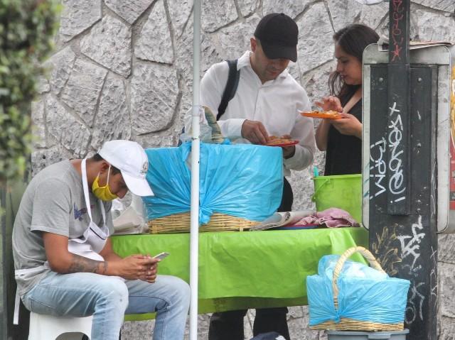 Vendedores ambulantes COVID-19