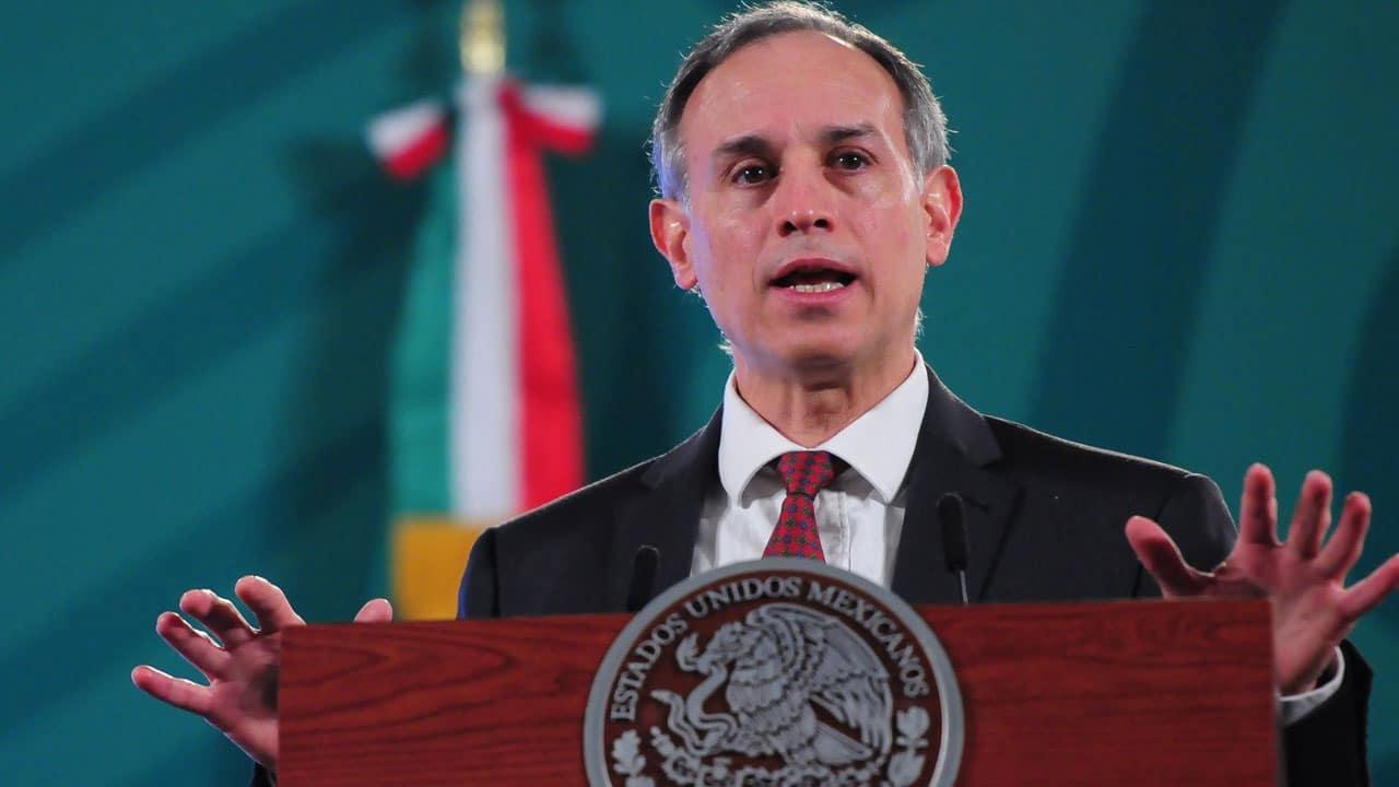 Durante la conferencia mañanera, un reportero preguntó a Hugo López-Gatell si la vacuna contra COVID-19 tenía partes de fetos abortados