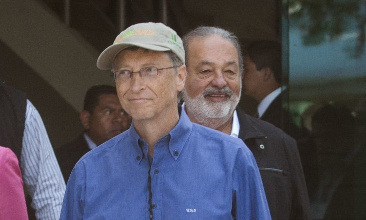 Consejo de Bill Gates a México: invertir más en educación y menos en petróleo