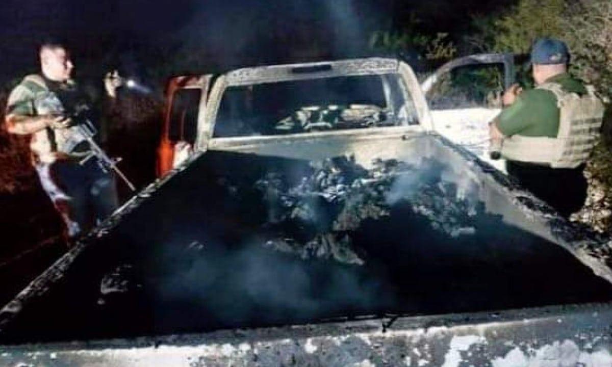 Detienen a 12 policías por masacre en Tamaulipas, murieron dos guatemaltecos
