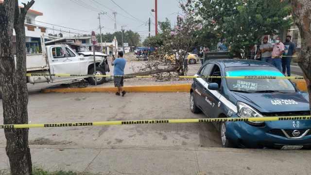 choca apuñala secuestra Tamaulipas