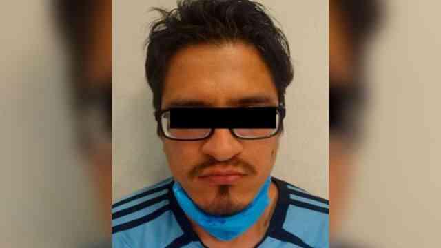 Feminicidio: En Naucalpan, Estado de México, fue detenido Hugo 'N' por llevar el cuerpo fragmentado de una mujer; se trataría de su pareja