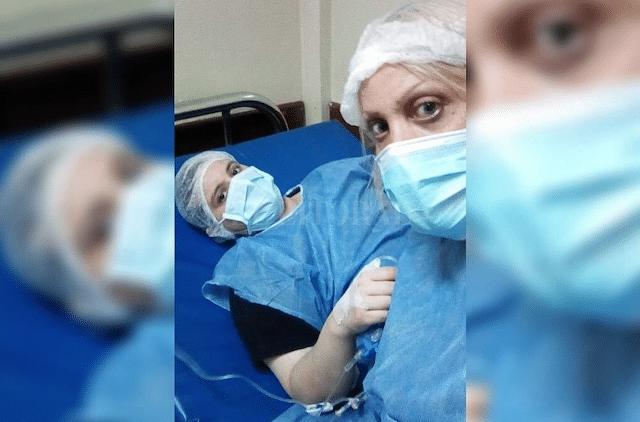 Franco, hombre trans, dio a luz en Argentina; su bebito se llama Facundo
