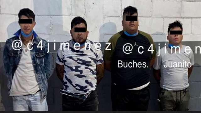 Caen presuntos asesinos de niños mazahuas; serían de Unión Tepito
