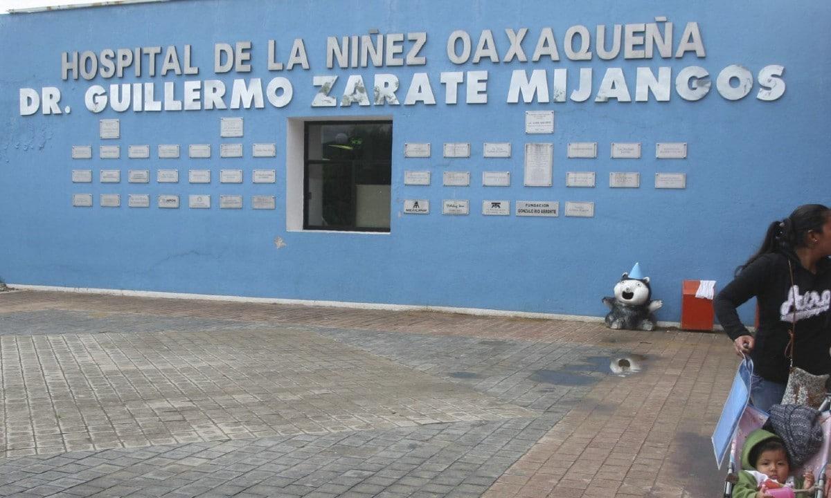 Gobierno de Oaxaca sacrificaría hospital para pagar cuotas y aportaciones al ISSSTE