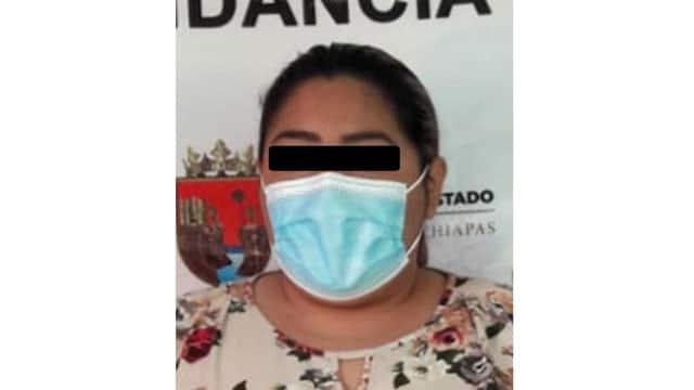 Ante las exigencias de justicia para Mariana, fue detenida la directora del centro de salud de Ocosingo por abuso de autoridad