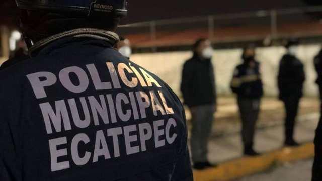 Ladrón convulsiones para evitar ser detenido Ecatepec
