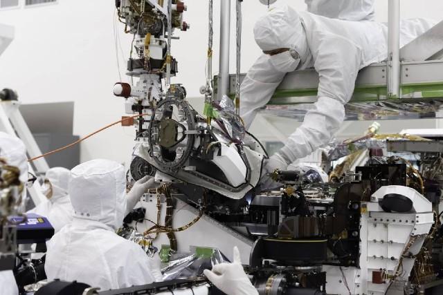 Misión espacial protección planetaria