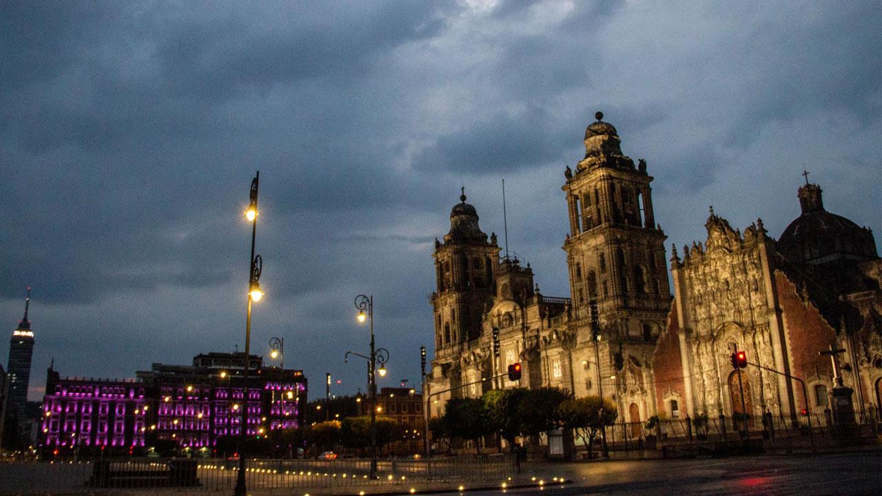 """La pandemia de COVID-19 ha afectado las arcas de la Catedral Metropolitana , que asegura que """"no hay ni para comida de sacerdotes"""""""