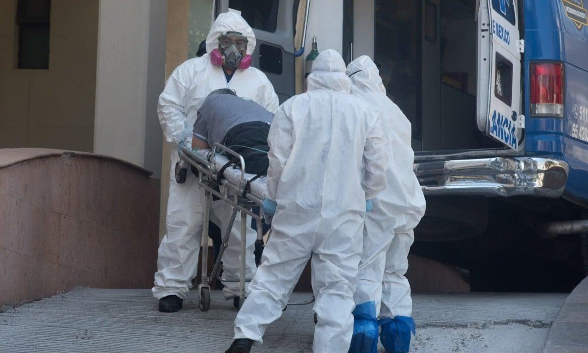 Paciente con Covid-19 escapa del hospital del ISSSTE en Oaxaca